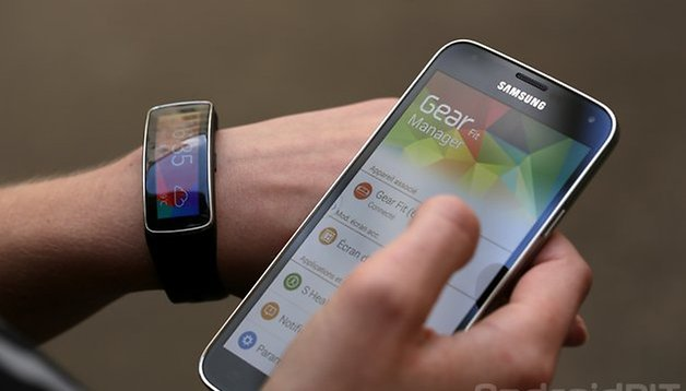 Samsung Galaxy Gear Fit: la prova fisica!