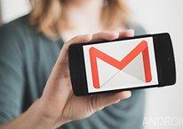 Gmail 5.0 oferece suporte completo para contas do Yahoo e Outlook! [APK]