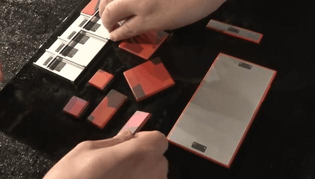 Project Ara: Google and Phonebloks explain modular phones in video