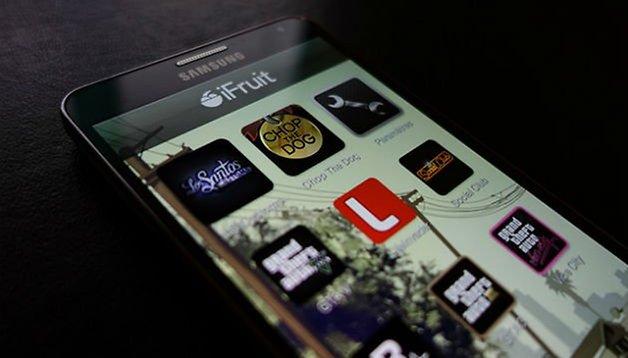 iFruit est enfin sur Android... et fait un flop.
