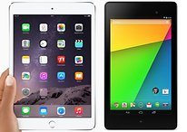 Nouvel iPad Mini 3 : bat-il la Google Nexus 7 (2013) ?