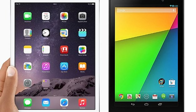 Nouvel iPad Mini 3 : bat-il la Google Nexus 7 (2013) ?