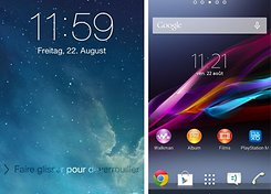 iphone4s vsxperiam2 systeme 2