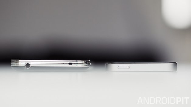 iphone5s vs galaxys5mini 6