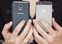 """Test comparatif : Samsung Galaxy S5 Mini vs iPhone 5s, la guerre des """"petits"""" écrans [MàJ : vidéo]"""