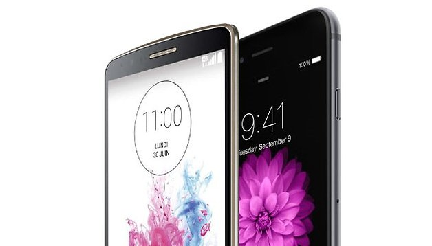 iPhone 6 vs LG G3: does bigger equal better?
