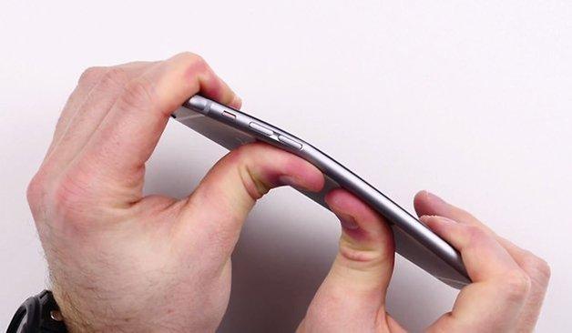 iphone6 plus bend
