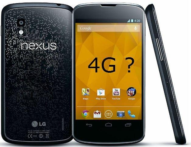 lg nexus 4 4G