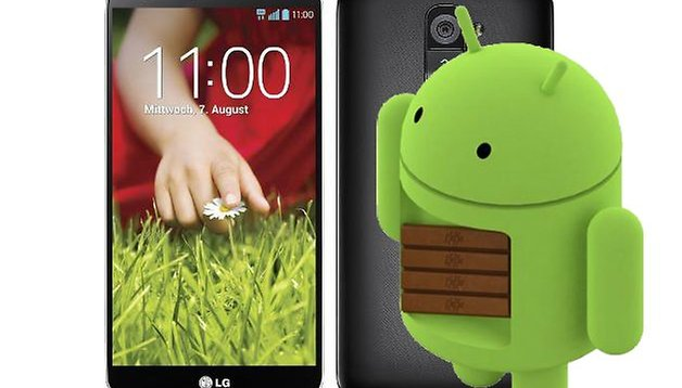 Verizon LG G2 update may drop within a month