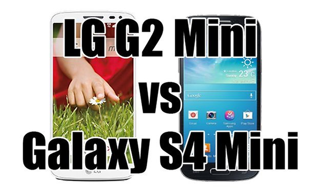 lgg2mini vs galaxy s4 mini