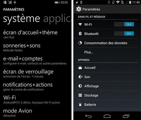 Nokia Lumia 630 vs Moto G