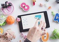 Vos gamins veulent jouer sur votre tablette ? Profitez-en pour leur apprendre à compter