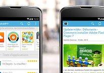 Application AndroidPIT : voici la nouvelle version 2.1 !