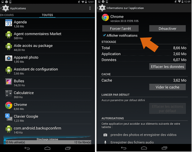 nexus 7 tips fr 7