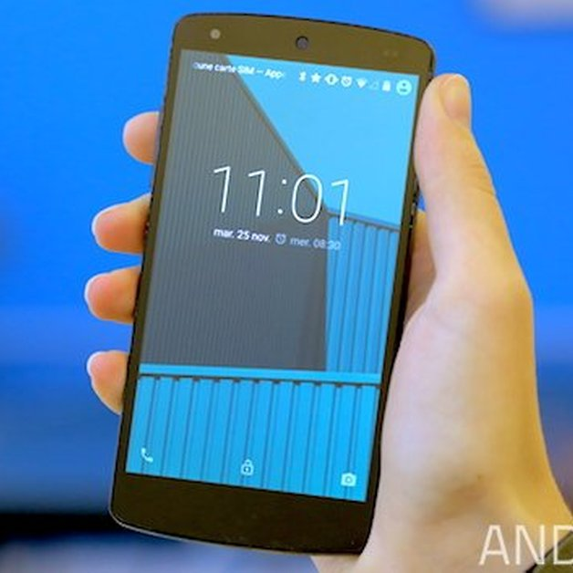 How to set up a Nexus 5 on Android Lollipop for the first