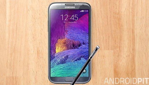 Transformez votre Samsung Galaxy Note 2 en Galaxy Note 4 !