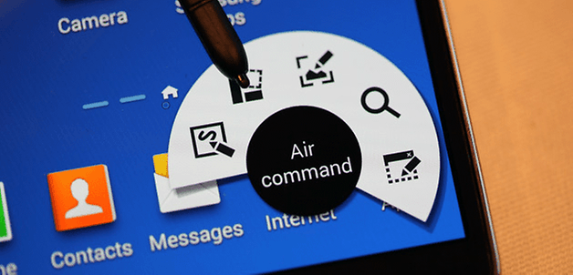 note3 air command coupe