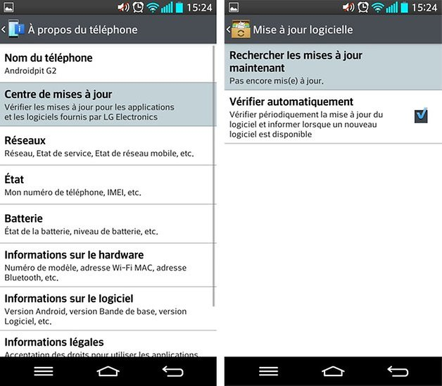 optimiser lg g2 3