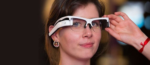 ora google glass