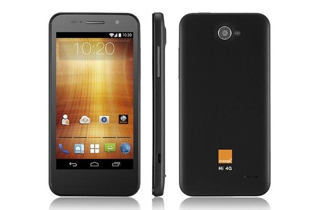 orange hi 4g noir