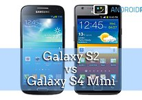 Galaxy S4 mini VS Galaxy S2: il confronto