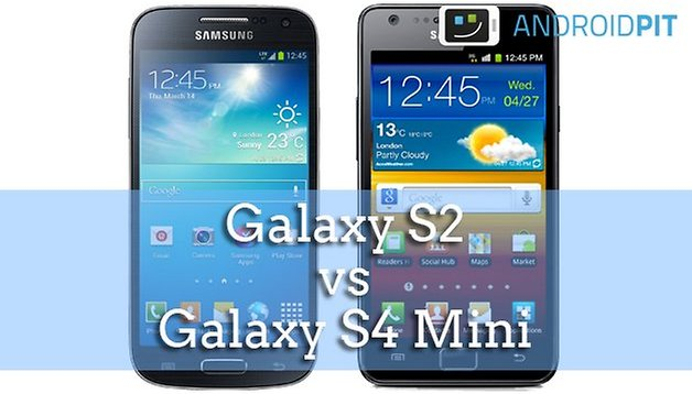Galaxy S4 mini VS Galaxy S2: il confronto