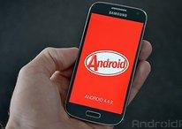 Mise à jour Android 4.4.4 KitKat Samsung : le calendrier fuité