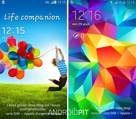 Samsung Galaxy S5 Mini vs S4 Mini
