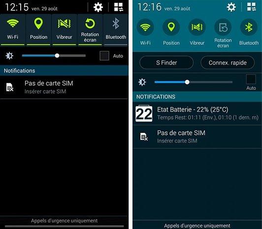 Samsung Galaxy S5 Mini vs S4 Mini