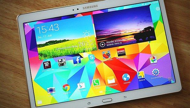Nexus 9 vs Samsung Galaxy Tab S 10.5: sfida all'ultimo pollice