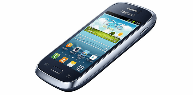 samsung galaxy young2