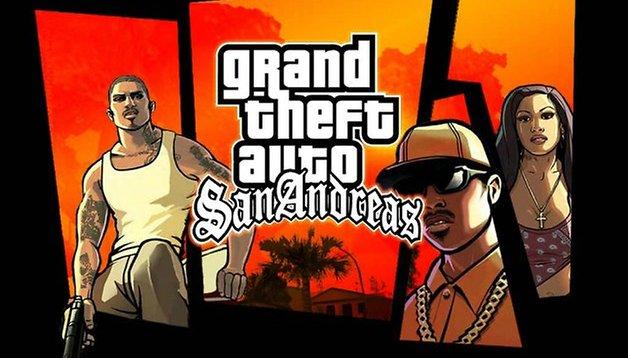 GTA San Andreas disponibile su dispositivi Android