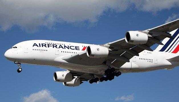 Pourra-t-on bientôt utiliser la 3G et 4G dans les avions ?