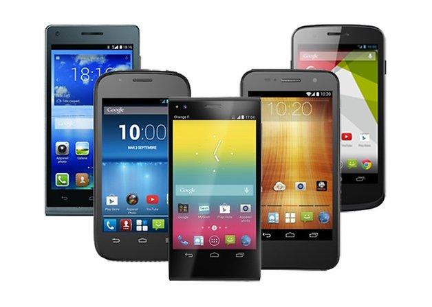 smartphones operateurs