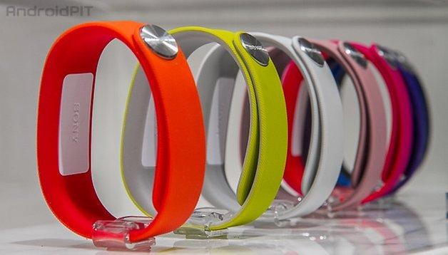Samsung Gear Fit, Sony SmartBand und Co.: Die besseren Smartwatches