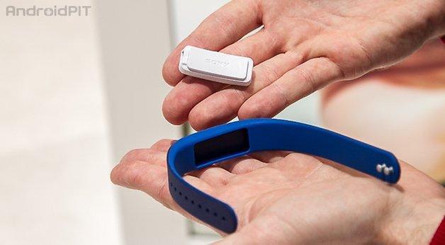 sony wm 5 smartband