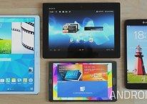 Los mejores tablets de menos de 300€