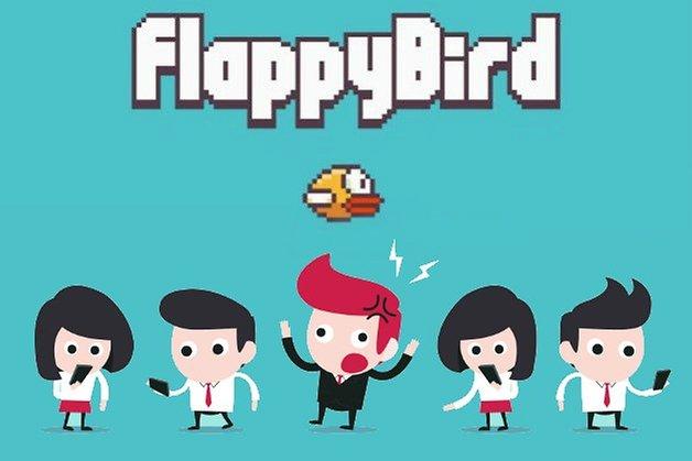 teaser flappy bird addict