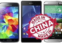 Copies chinoises du Galaxy S5, HTC One (M8) et Xperia Z2 : bon plan ?
