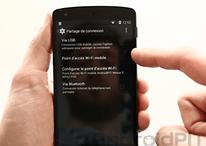 Tutoriel : comment activer le partage de connexion sur Android