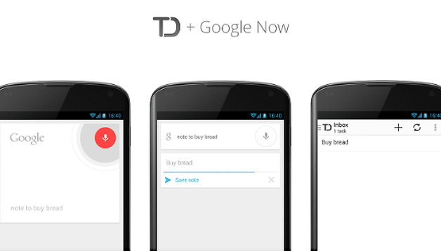 Todoist : l'application de To-Do-List intègre désormais Google Now