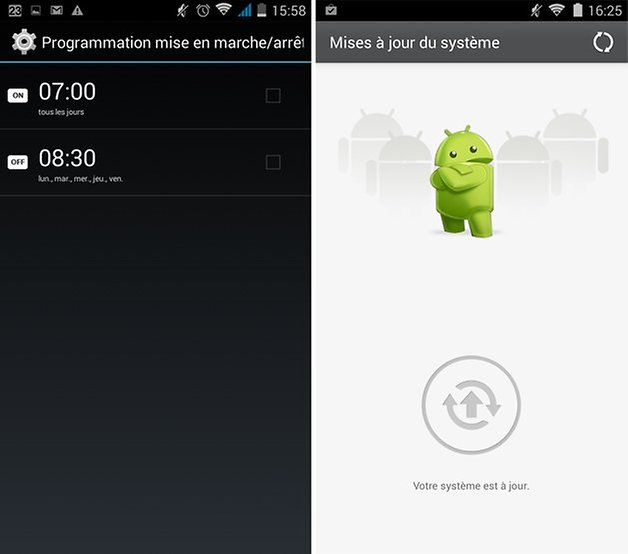 wiko getaway systeme