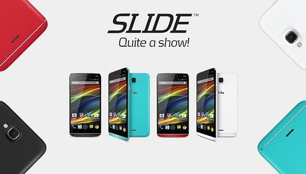 Wiko Slide: il primo smartphone Wiko con Android 4.4 KitKat