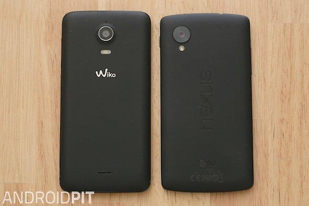 wiko nexus5