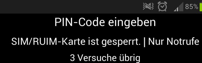 Sim Karte Gesperrt.Sim Ruim Ist Gesperrt Samsung Galaxy S3 Was Tun Androidpit Forum