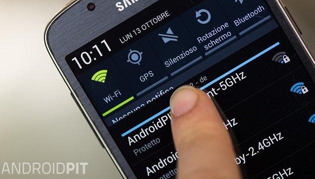 Connessione WIFI 5 volte più potente con Samsung?