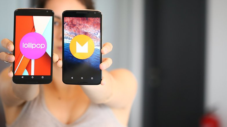 Android m android lollipop teaser