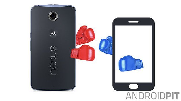 Any Phone vs nexus 6