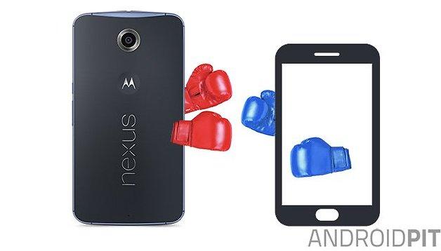 Nexus 6 contro tutti: quale smartphone reggerà il confronto?