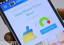 ¿Dudas sobre Clean Master? ¡Pregunta en nuestro perfil de App!
